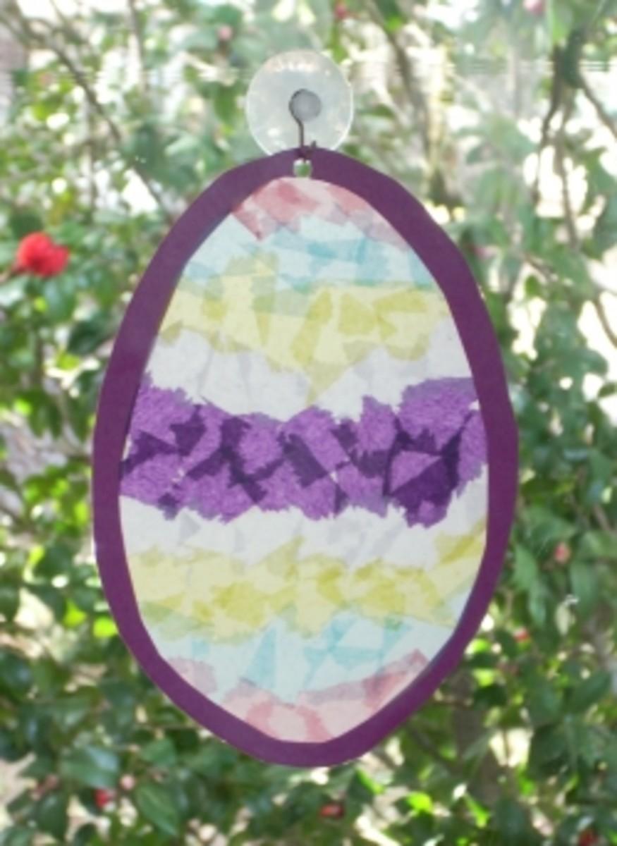 Kids' Crafts for Easter