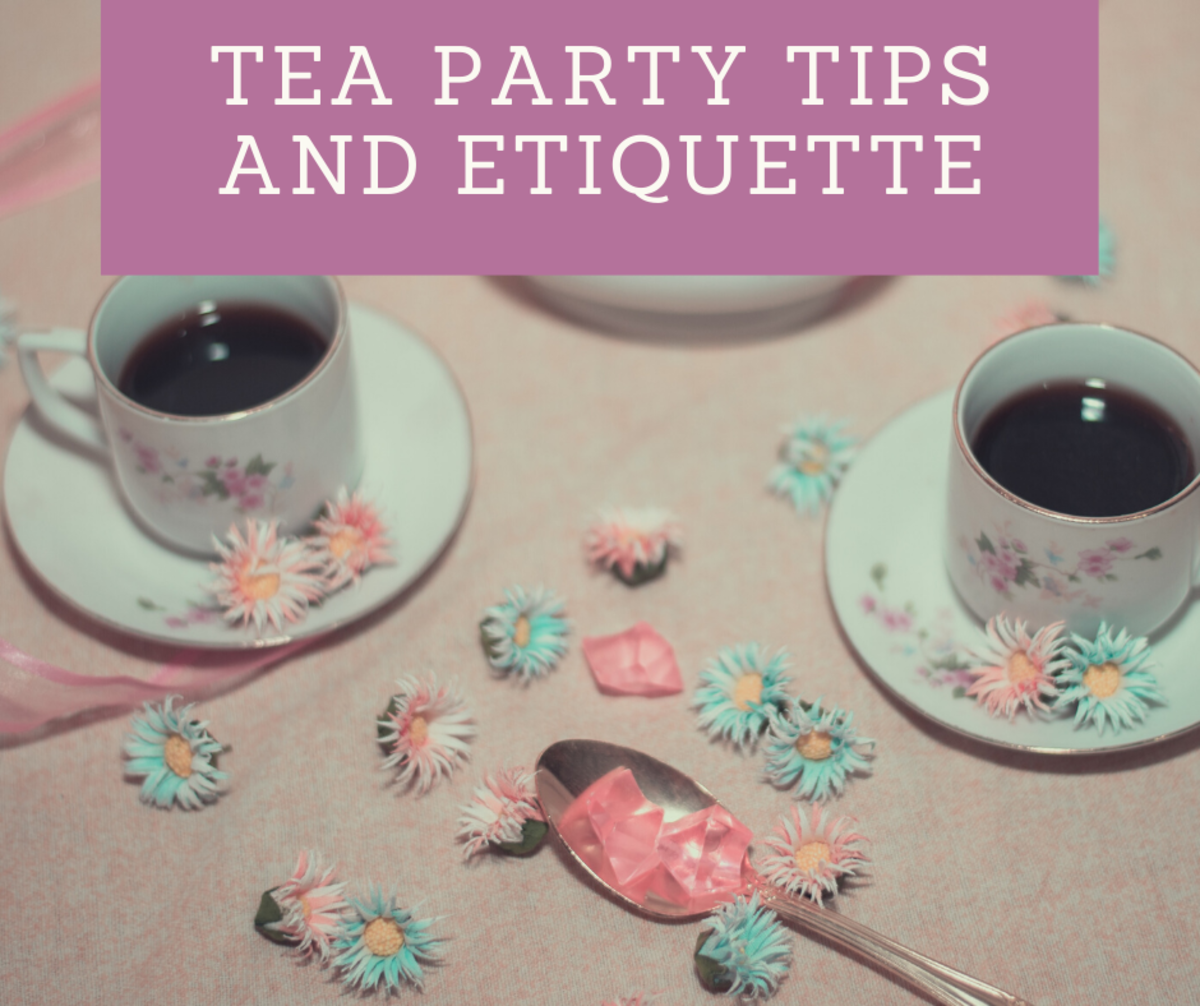 Learn how to make tea time even better with these great recipes and tips.