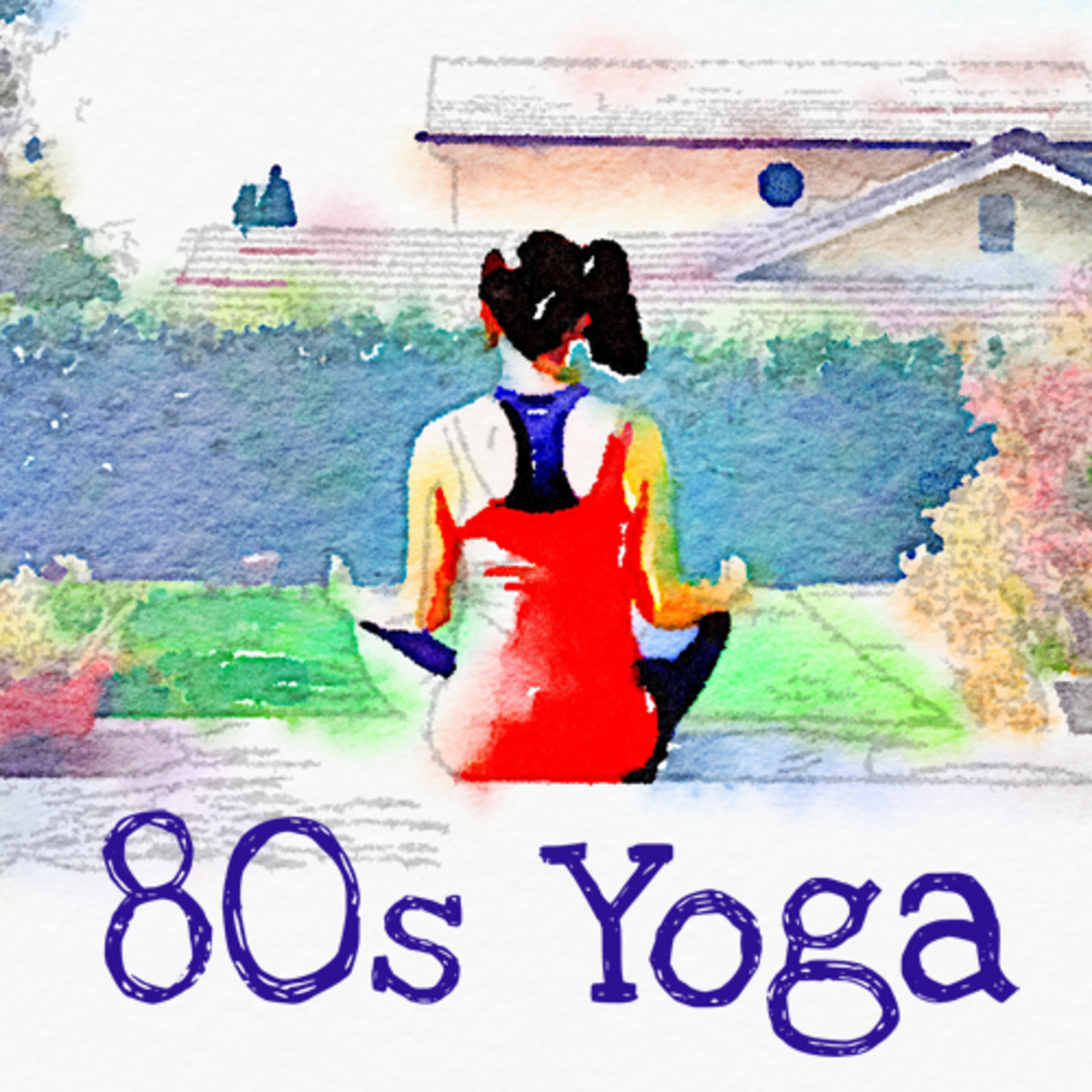 Three Awesome 80s Yoga Playlists