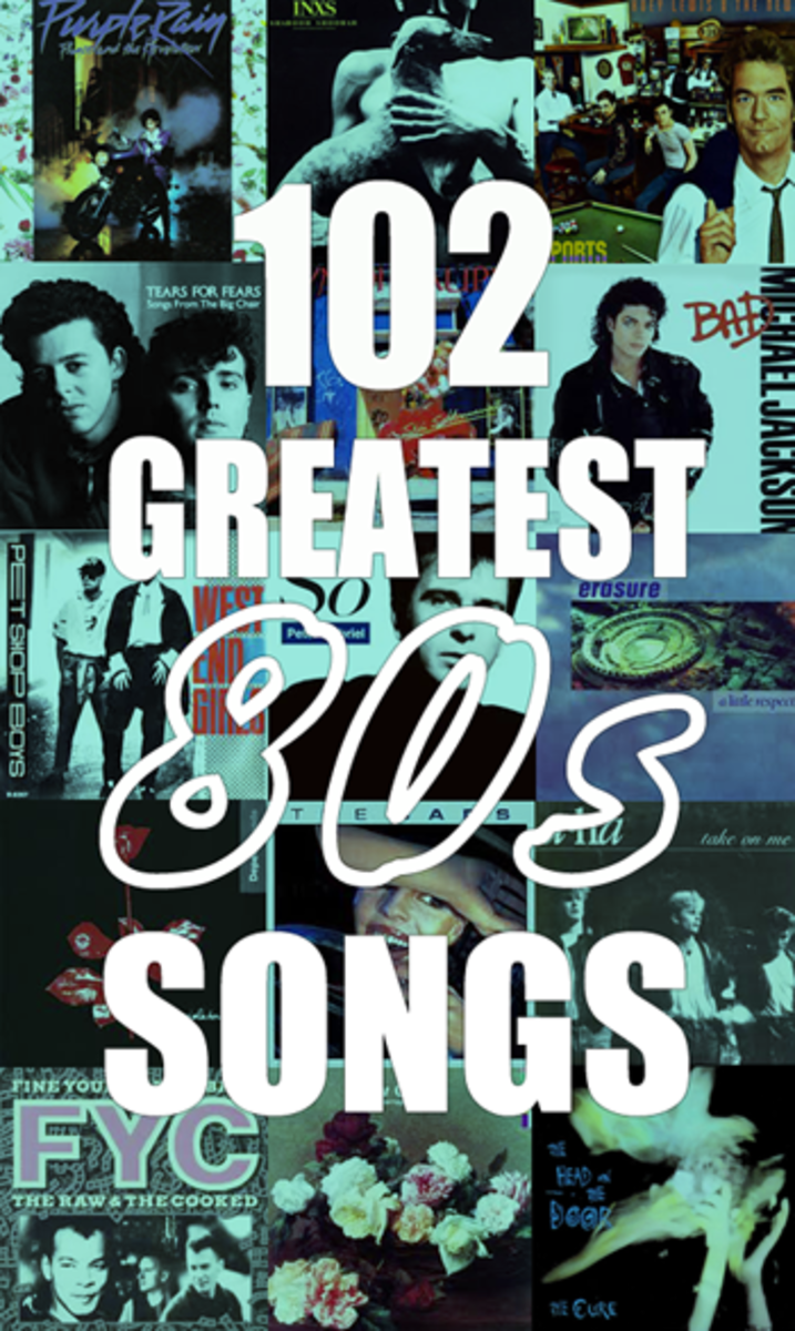 102 Greatest 80's Songs