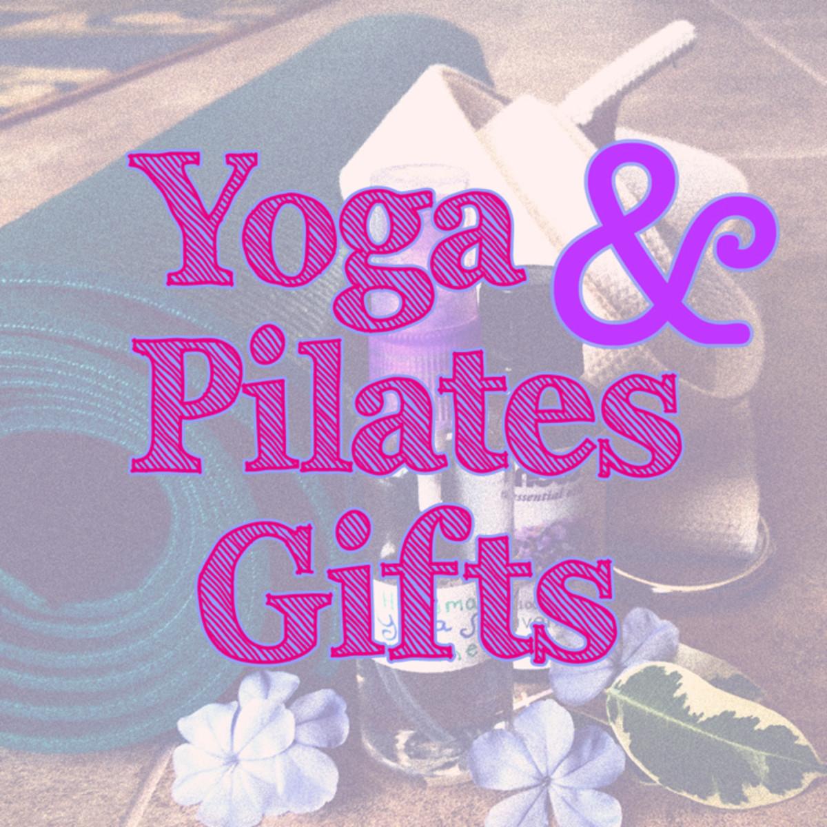 Yoga & Pilates Gifts