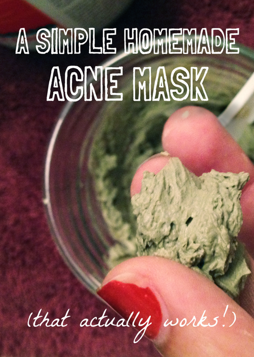 A Simple Homemade Mask for Acne (That Actually Works)