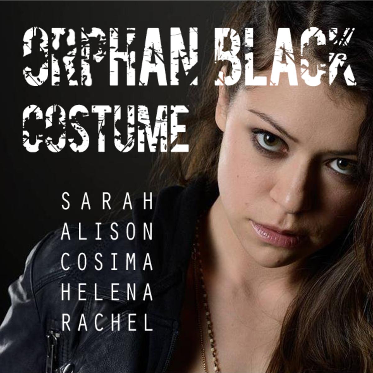 Orphan Black Costume