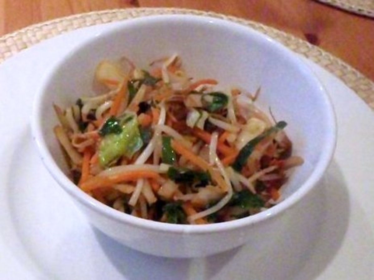 Delicious Vegetable Stir Fry Recipe
