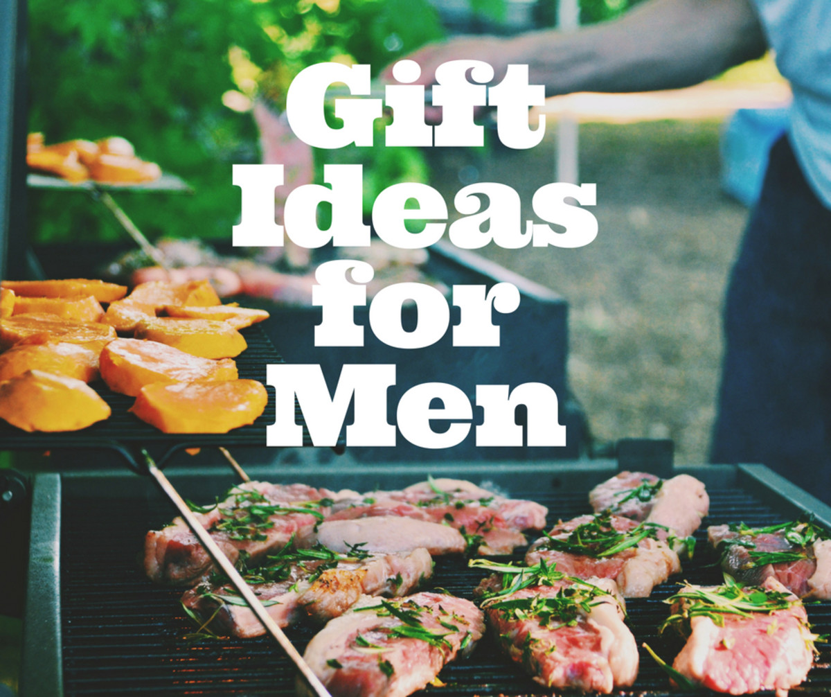 Read on to find examples of great gifts for men of every age.