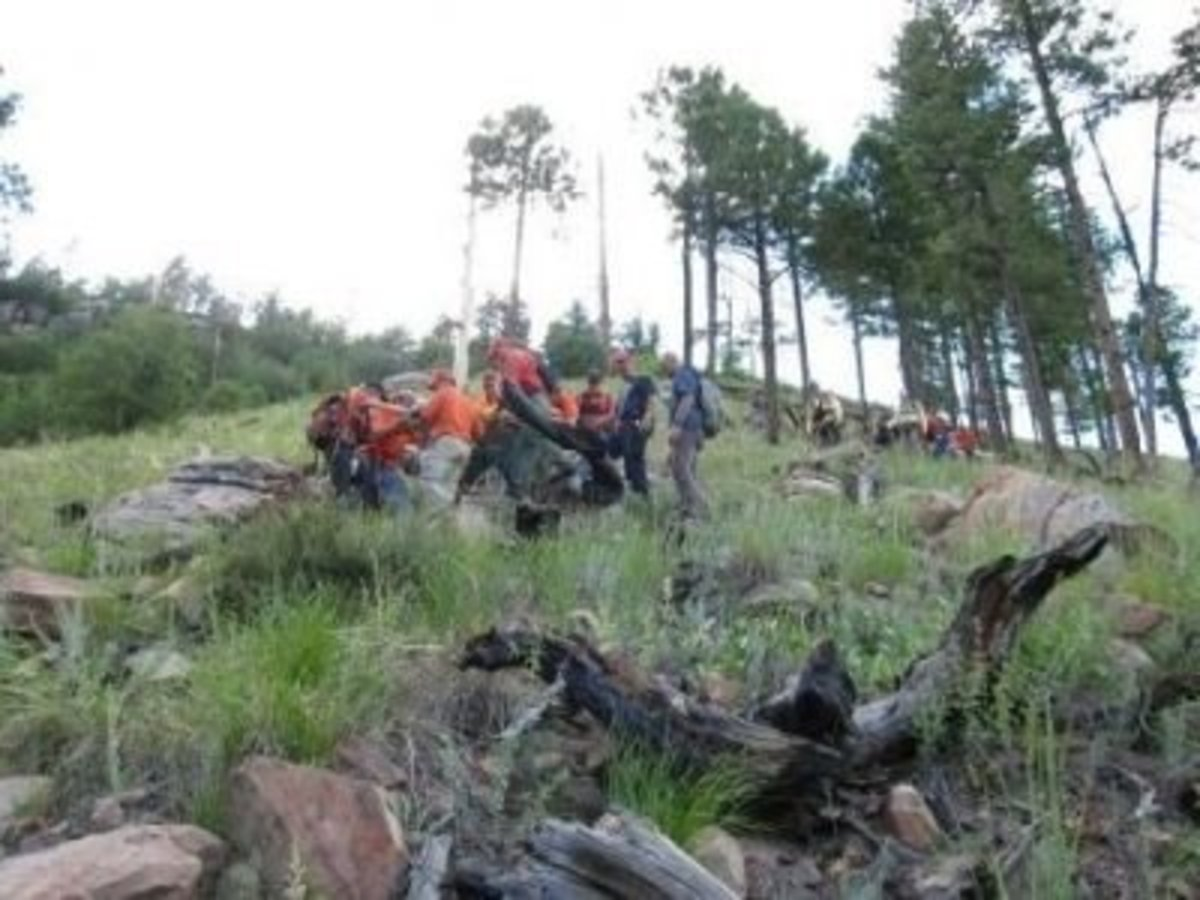 Becoming a Search and Rescue Volunteer