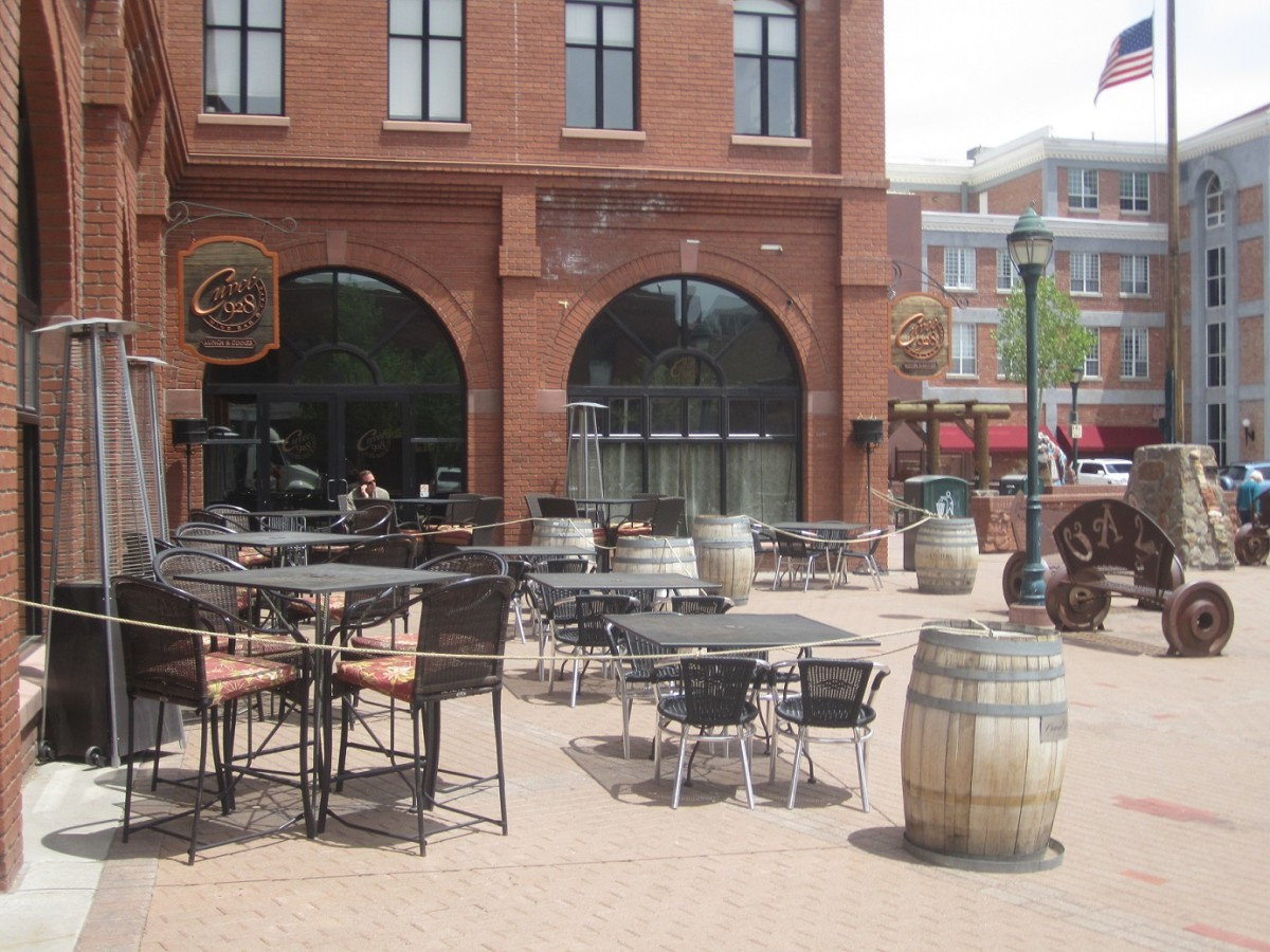Our Favorite Outdoor Dining in Flagstaff