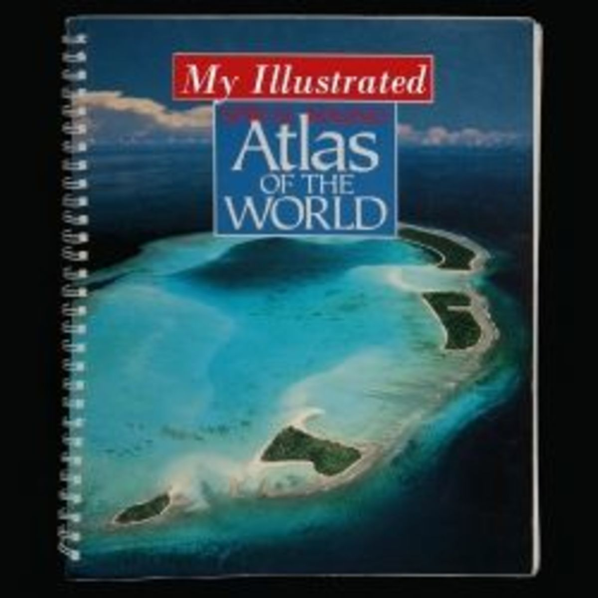 How to Make an  Atlas More Interesting with Postcards