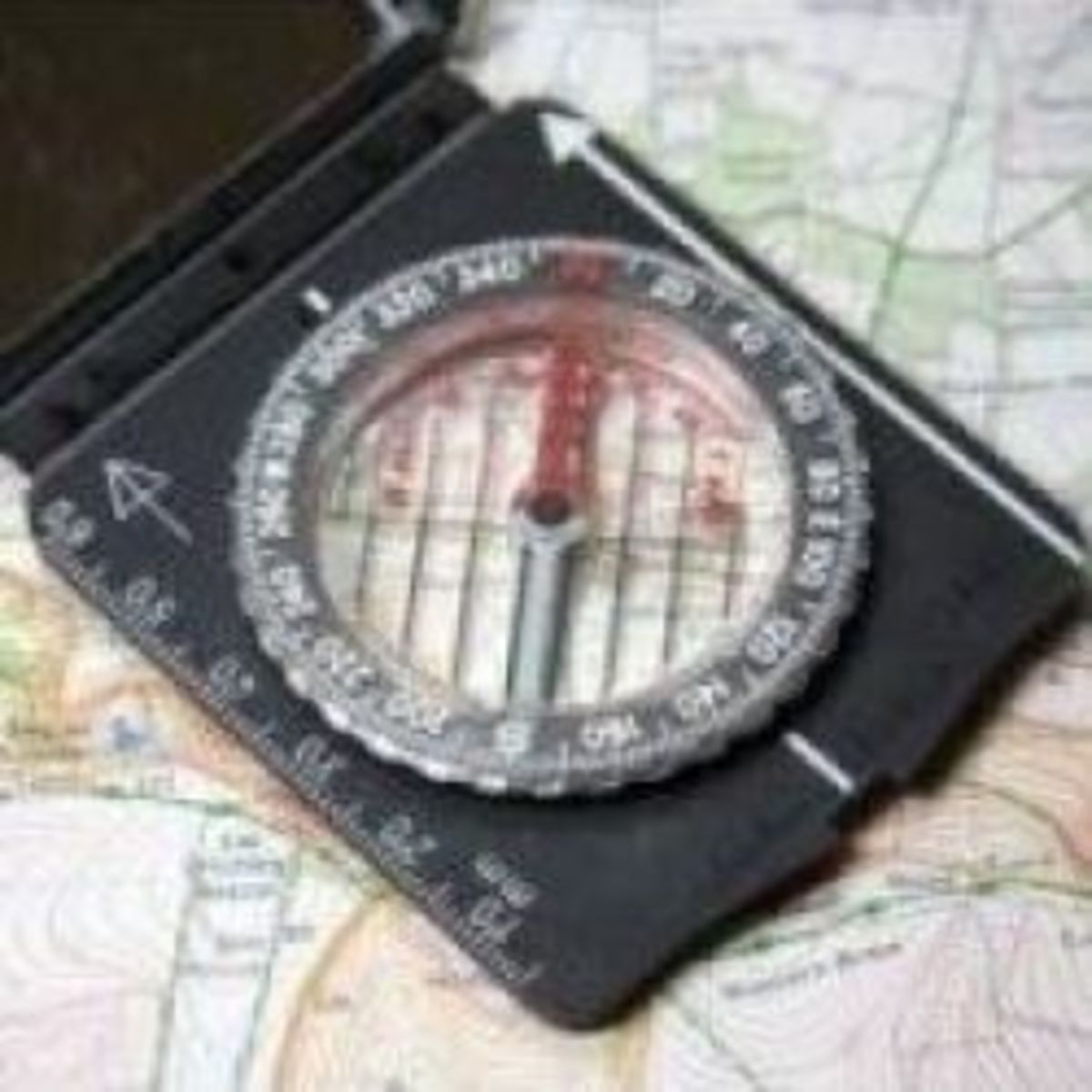 The Basics:  How to Use a Map and Compass