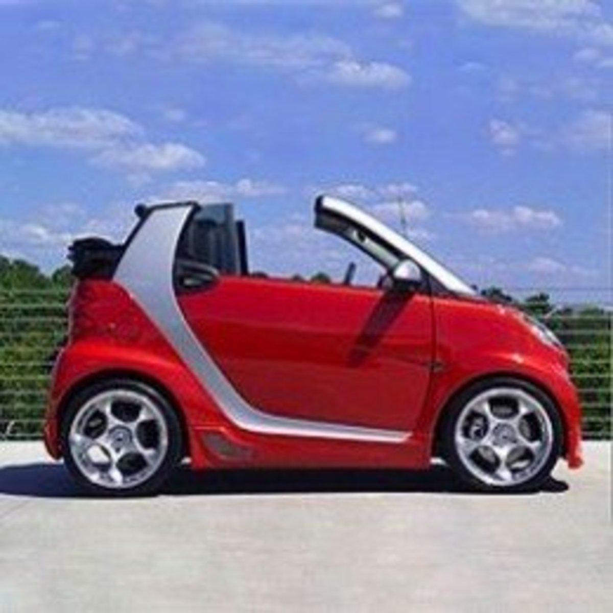 Smart Car Body Kits: Wicked Kuhl Body Kits and Mods