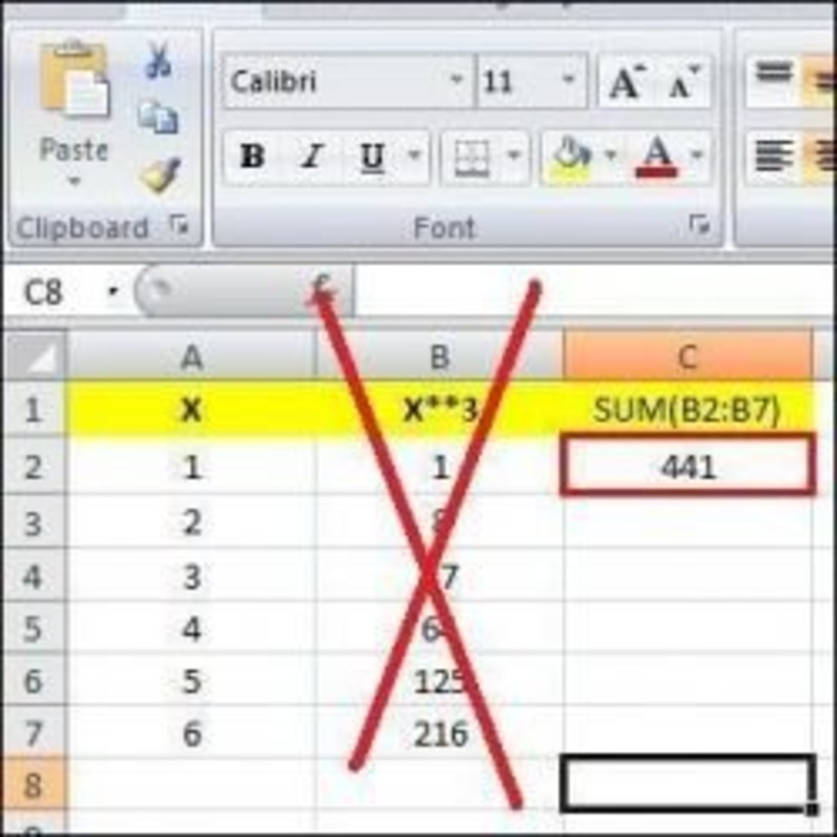 How to Simplify Your Calculations in Excel Using Array Formulas