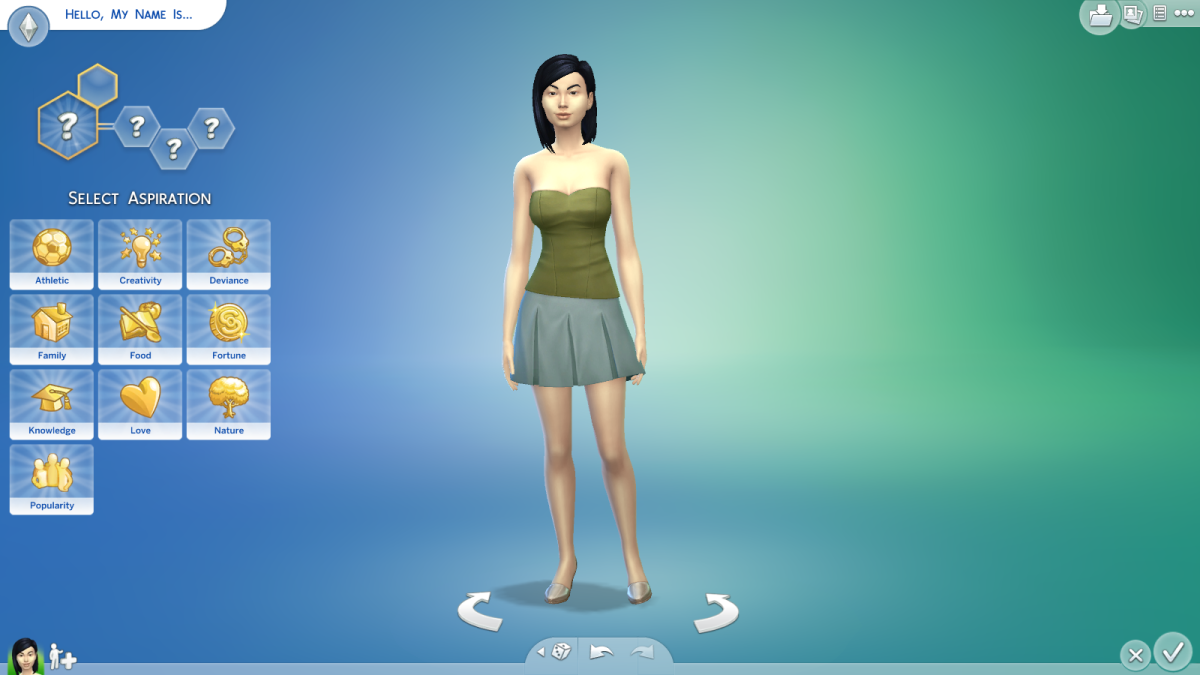 the sims 4 walkthrough aspirations guide levelskip