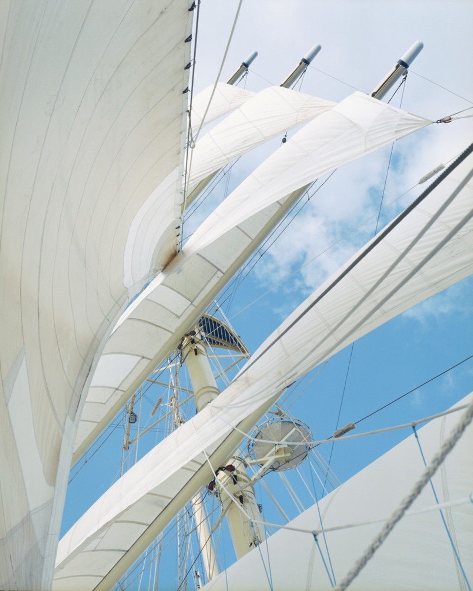 Sail A Tall Ship