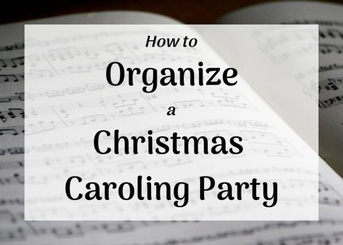 Christmas caroling is a fun event for the whole community, but it can be difficult to organize. Here's how to bring your friends and family together for a night of music and merriment.