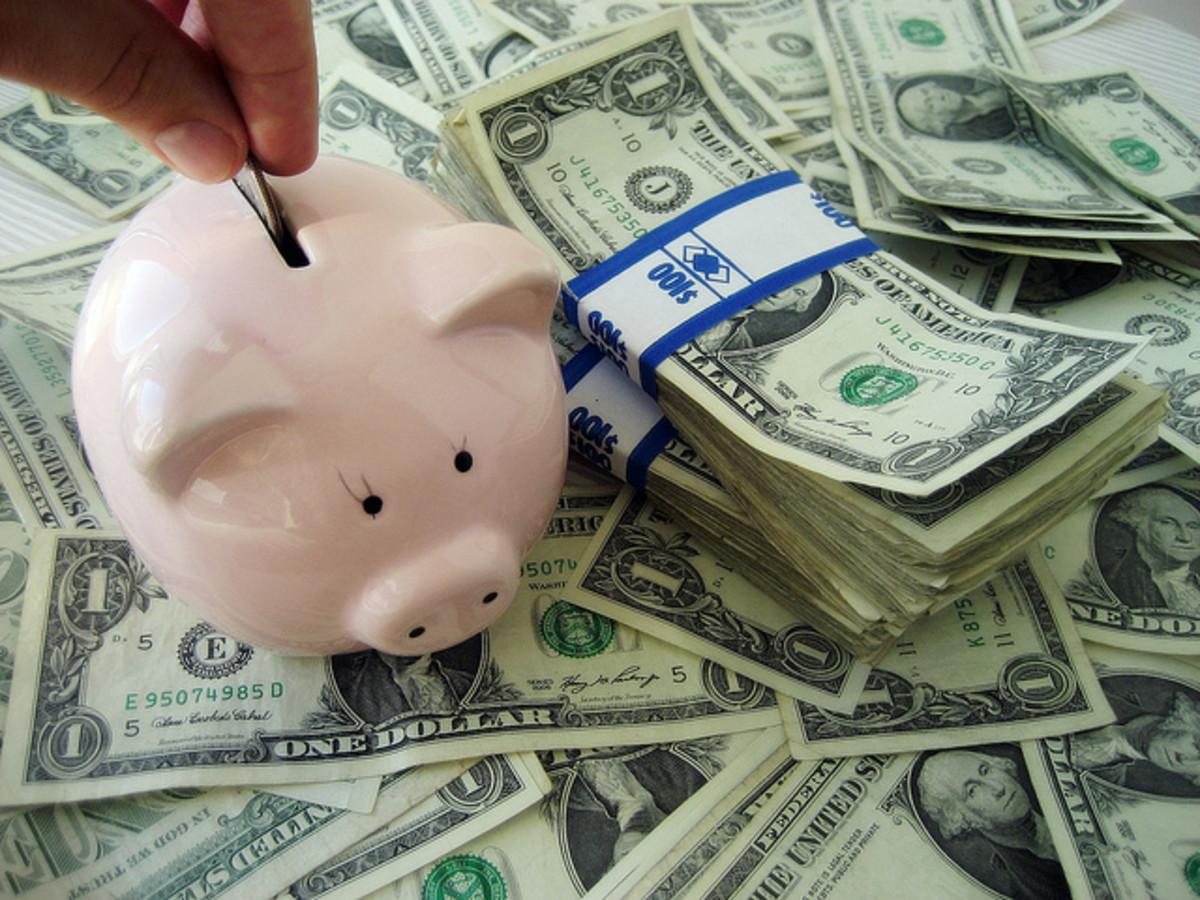 Money - Savings