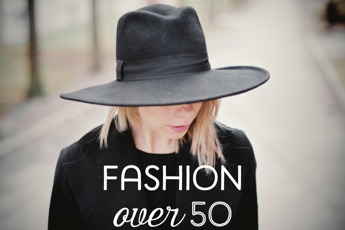 Cool clothes for women over 50