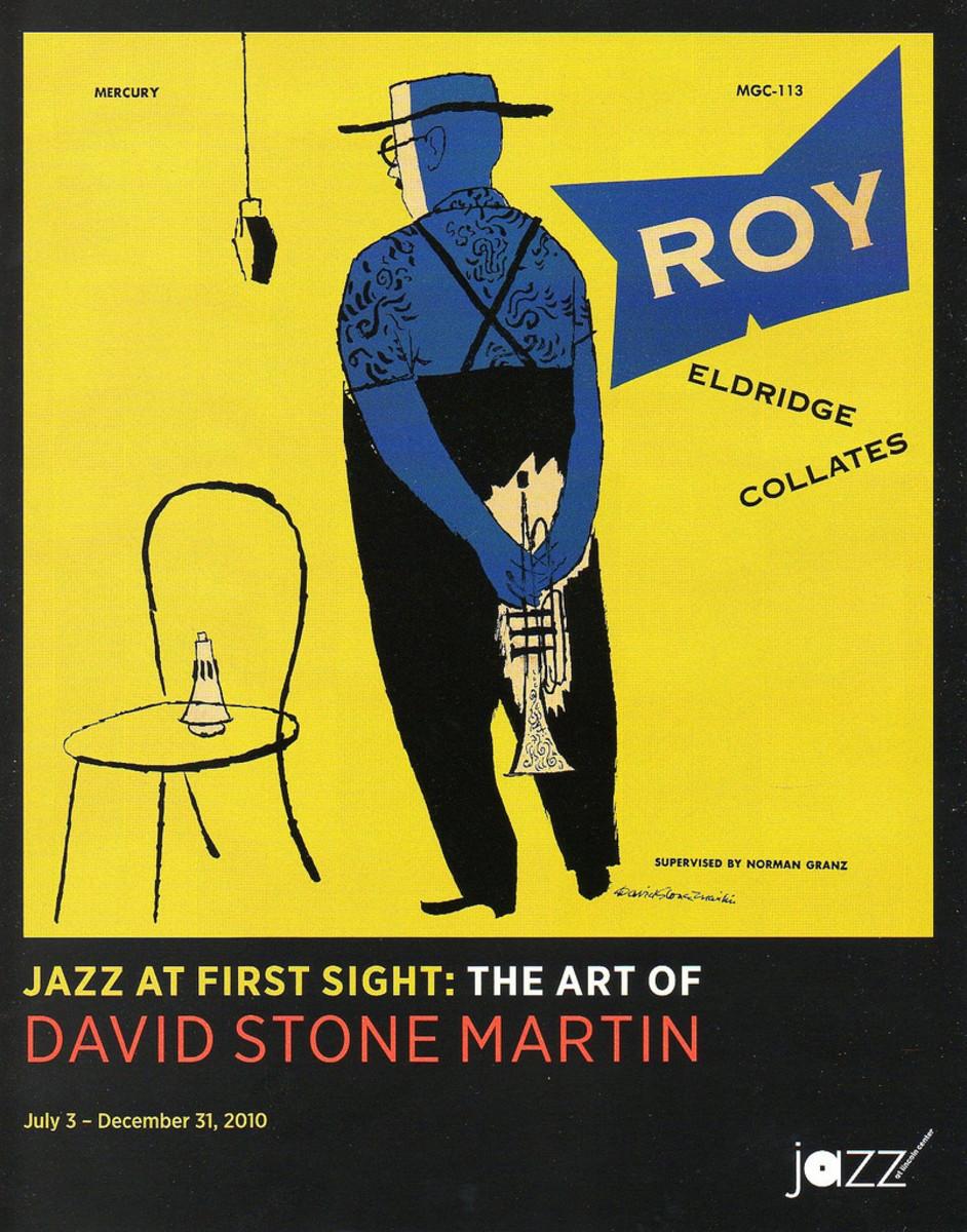 David Stone Martin and the Art of Jazz