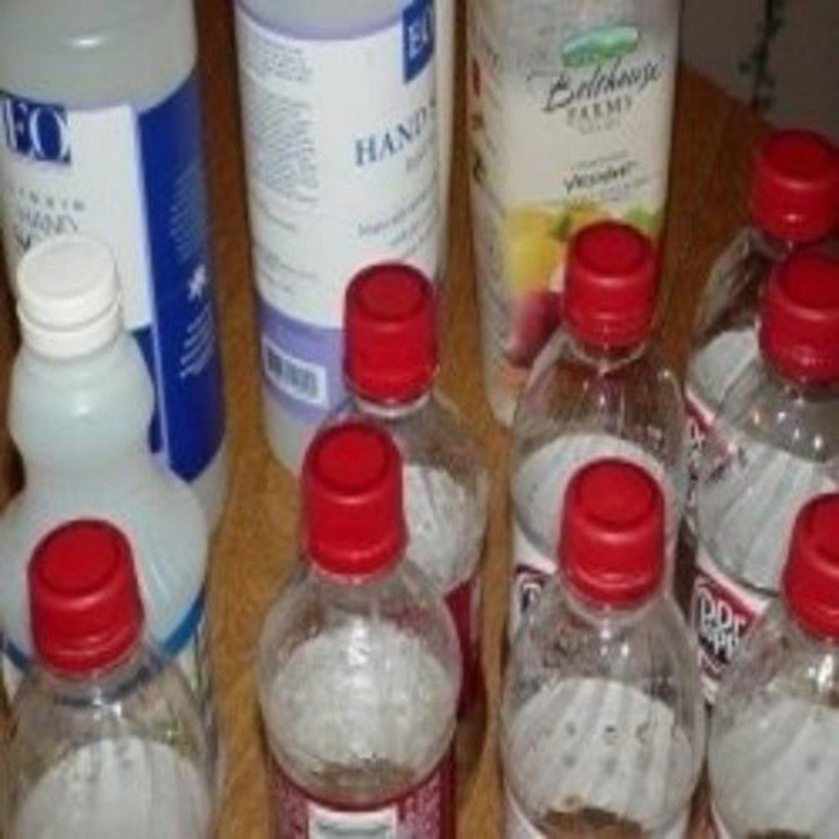 How To Reuse Your Plastic Bottles For Crafts Feltmagnet