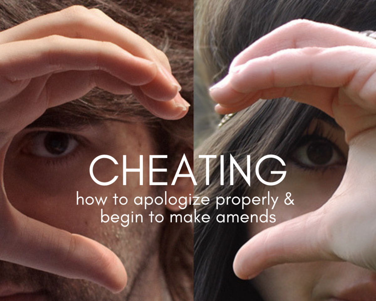 How to Say Sorry and Write a Sincere Apology Letter for Cheating