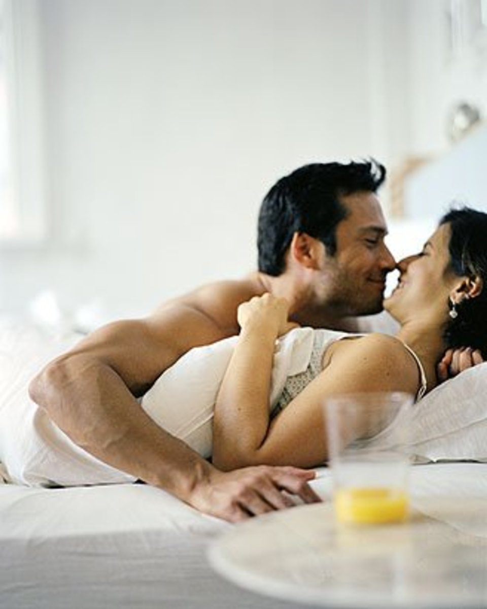 How to Sleep With a Woman
