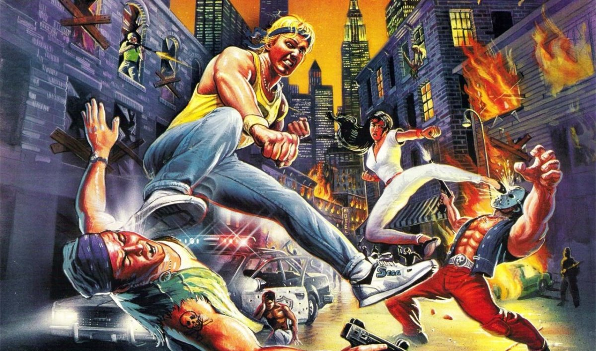 "Why Sega Should Bring the ""Streets of Rage"" Franchise Back"