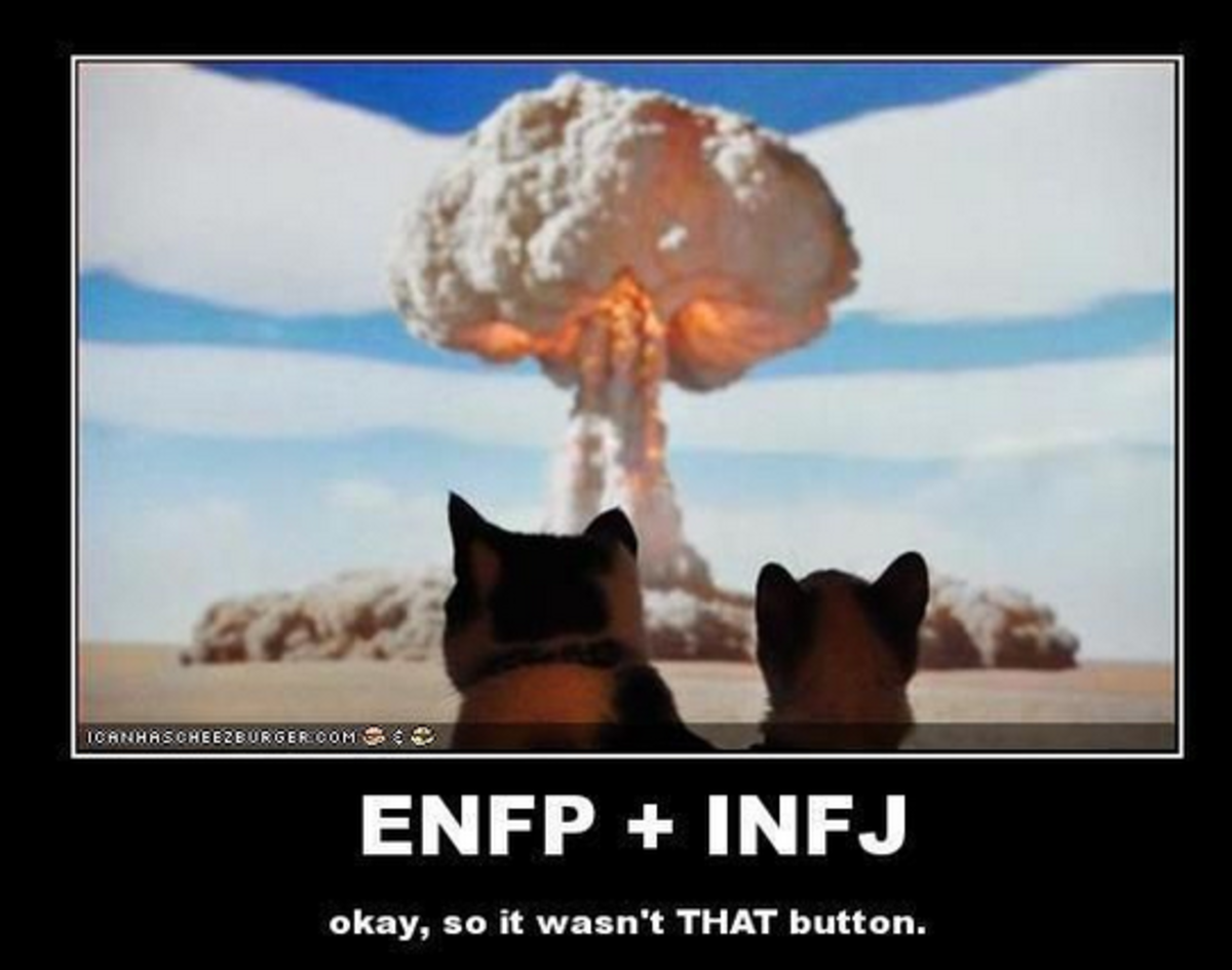 enfp and intj dating