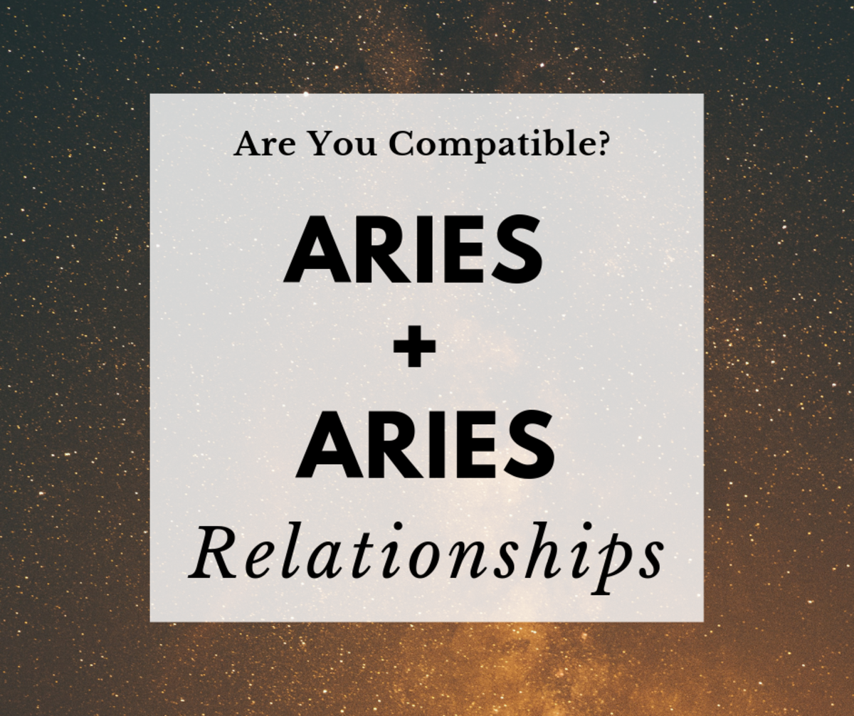 Aries are competitive by nature, but with proper communication, an Aries couple can last for a lifetime.