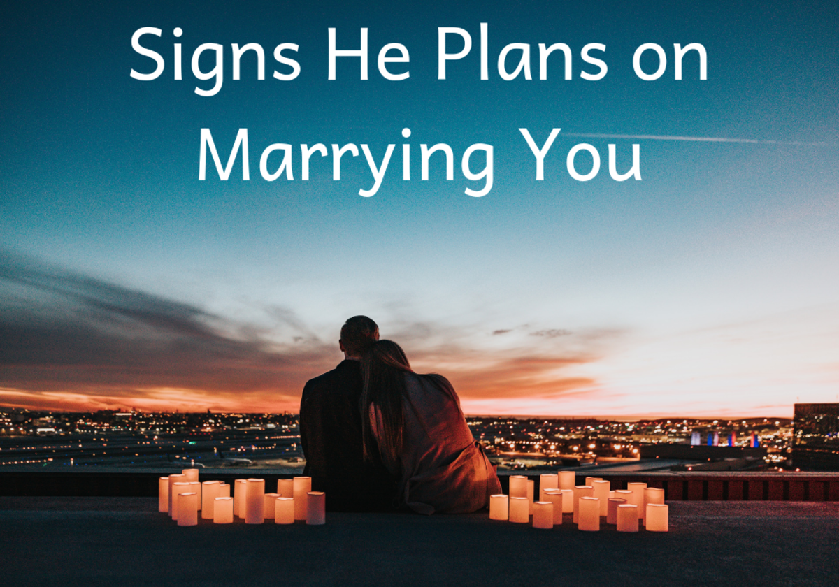Signs He Intends to Marry You
