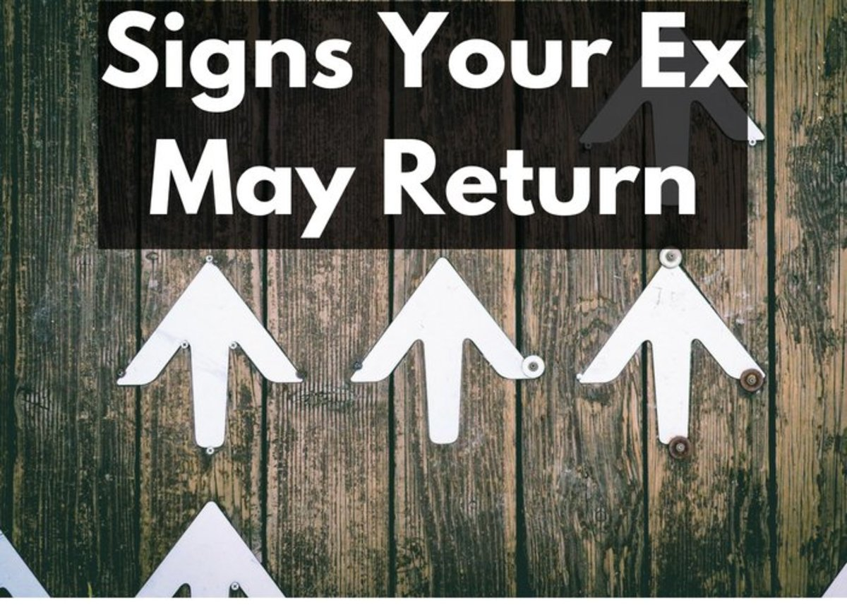 Ex of your new your boyfriend signs jealous is Signs Your