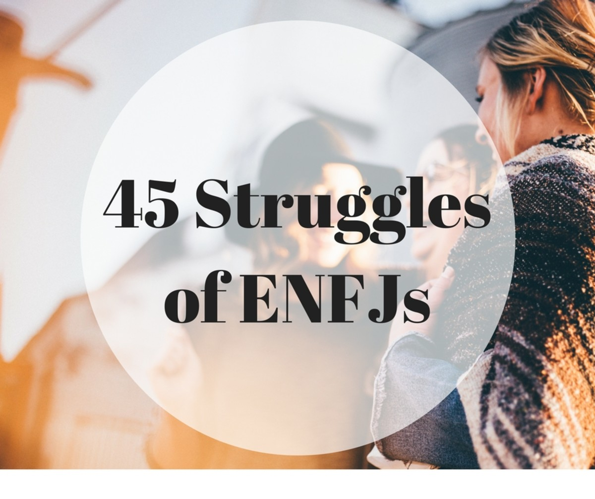 45 Struggles ENFJs Experience