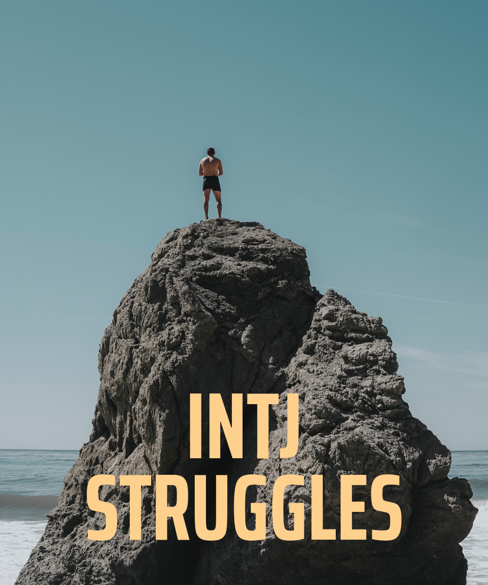 These are the common problems and struggles that all INTJs face.