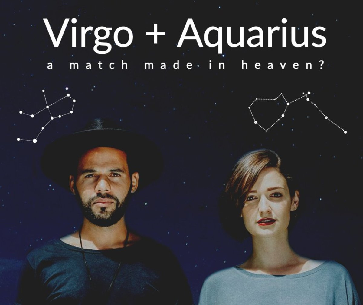 Aquarius and Virgo Compatibility: Why Is This a Powerful Match?