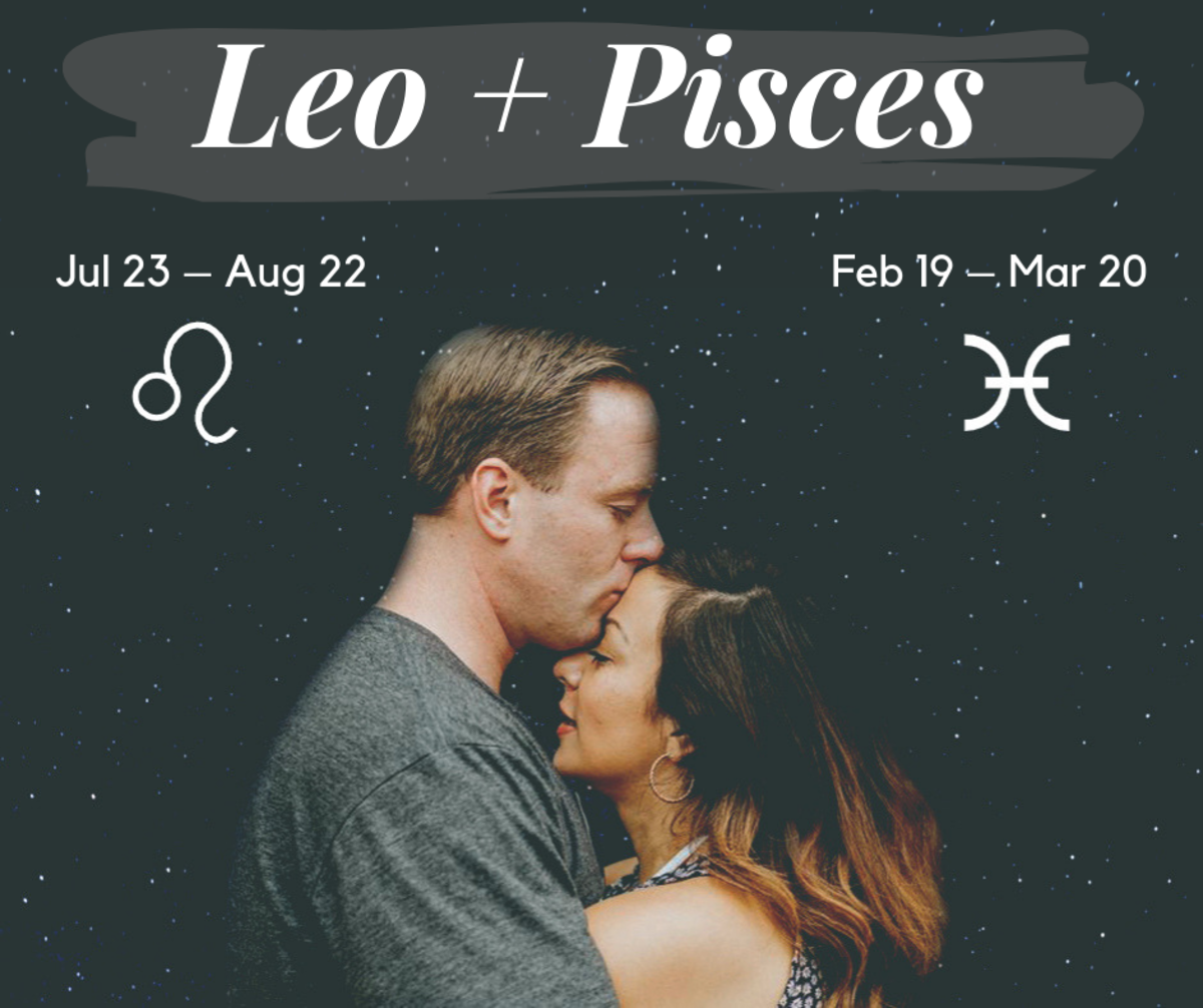 With a little work, Leo and Pisces can build a beautiful and long-lasting relationship.