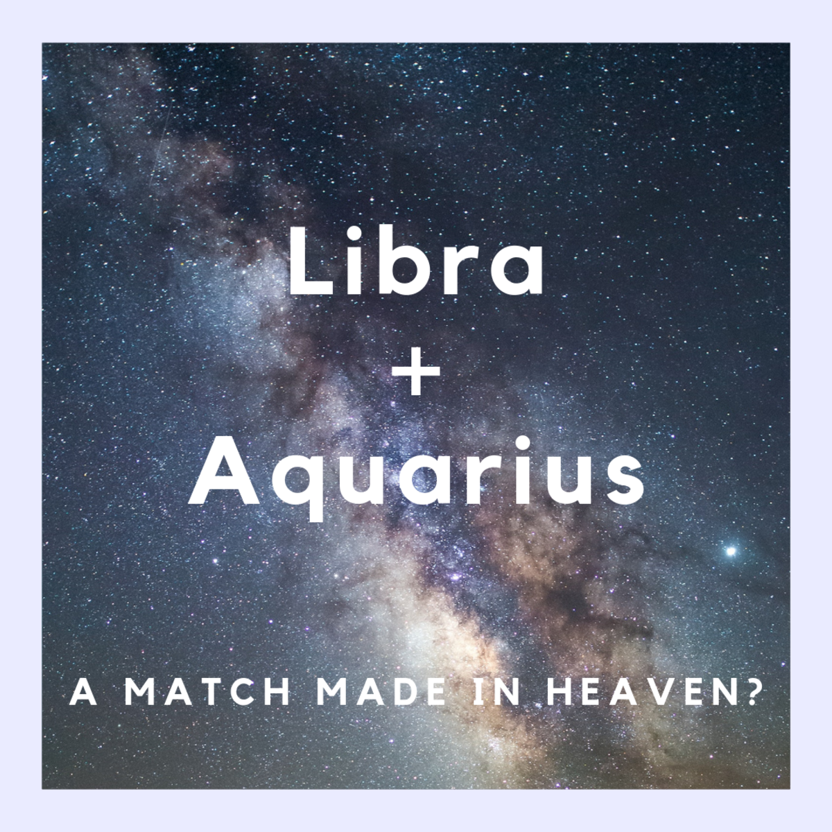 Aquarius and Libra are intrinsically attracted to each other. But why? Read on to find out.