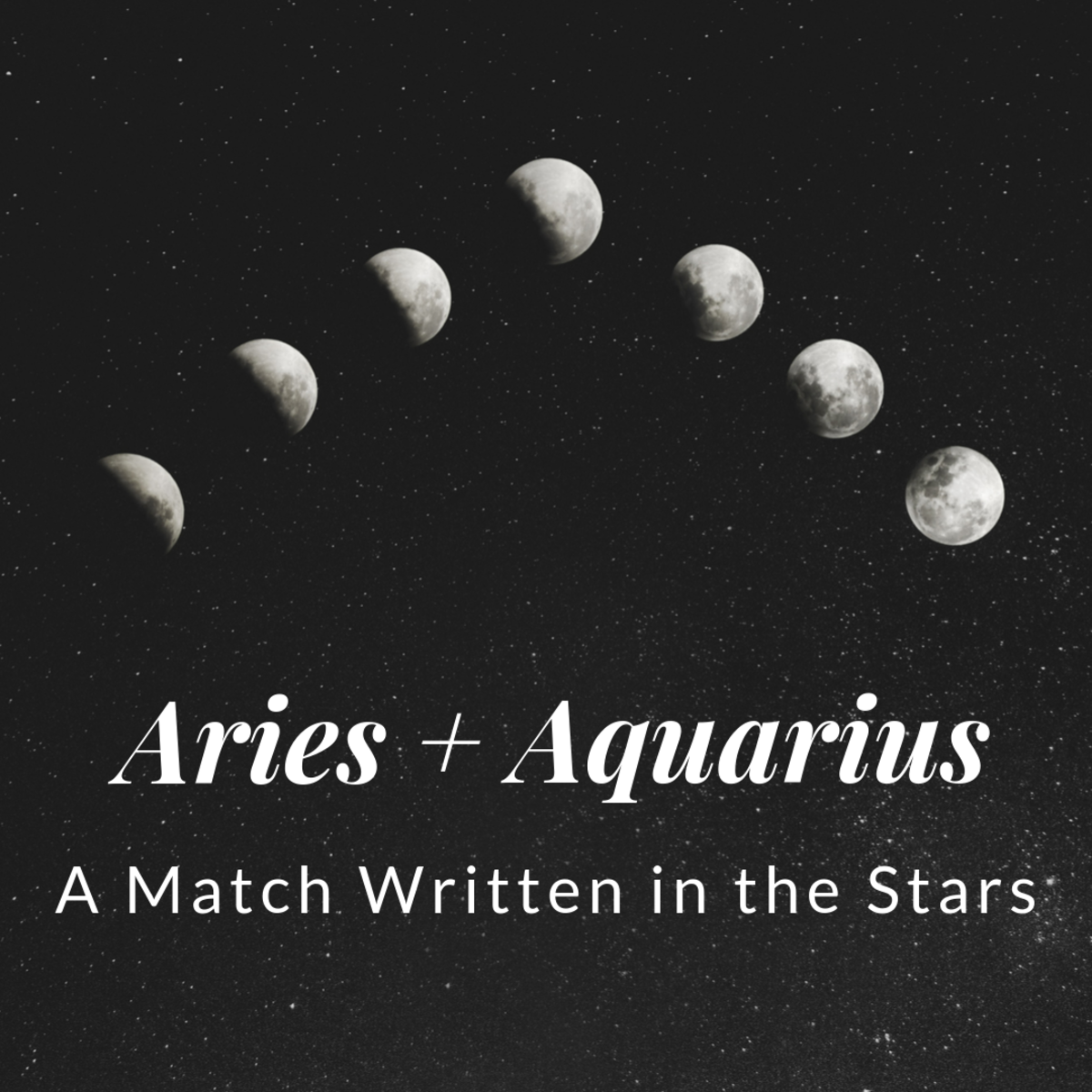 Why Aries and Aquarius Are Attracted to Each Other