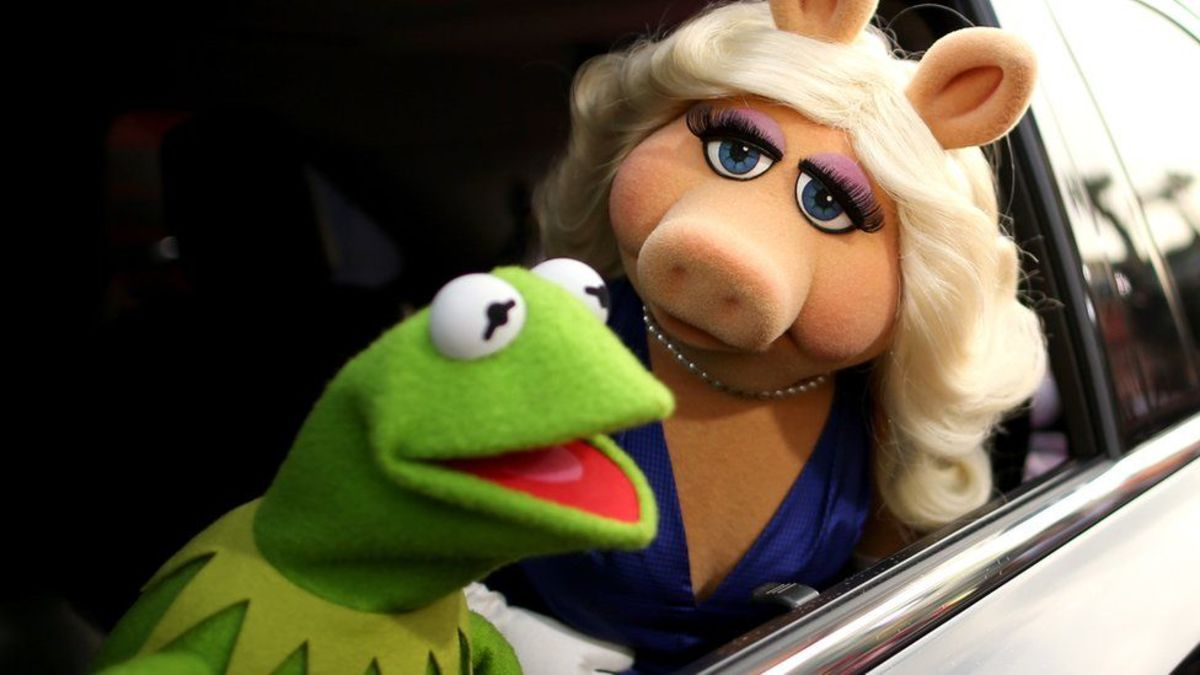 I'd like to pretend for a moment that Kermit is a Capricorn and Miss Piggy is a Cancer. Kermit wants to do the practical and smart thing for his family. Miss Piggy has a million different moods.