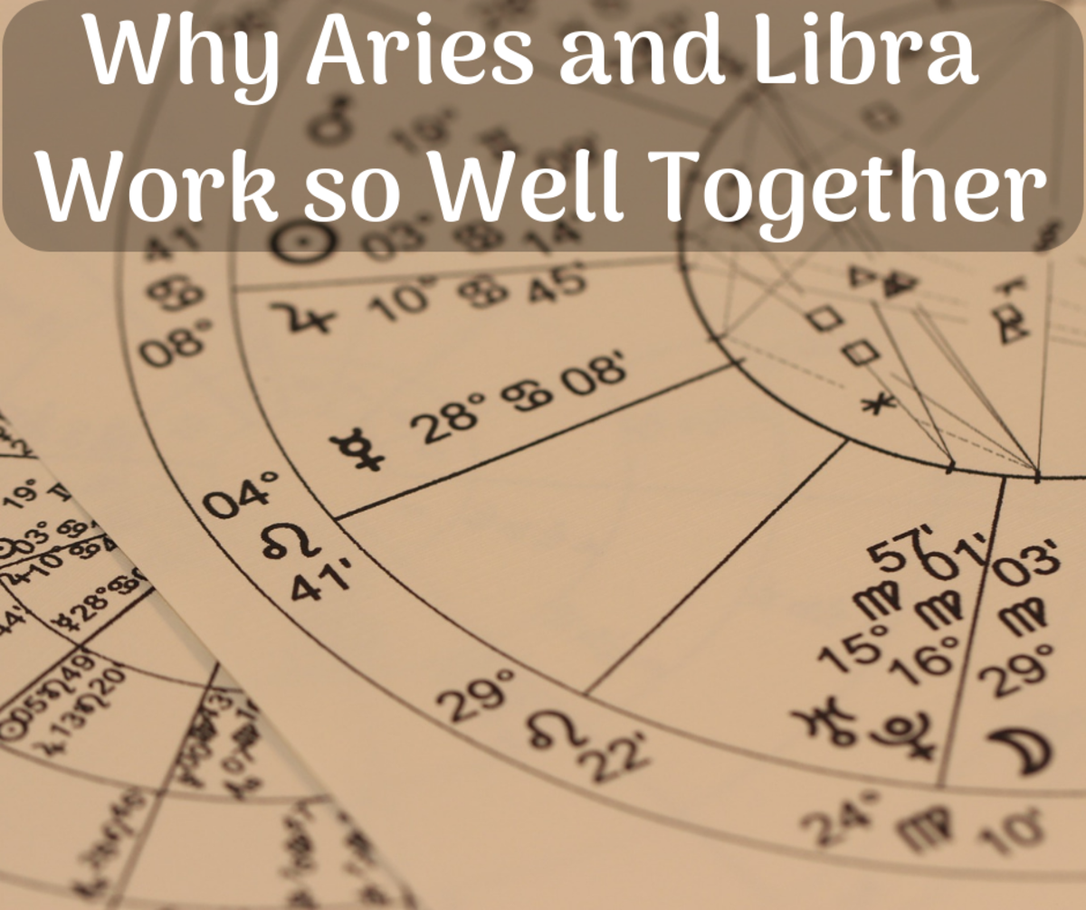 Why Aries and Libra Make a Strong Couple