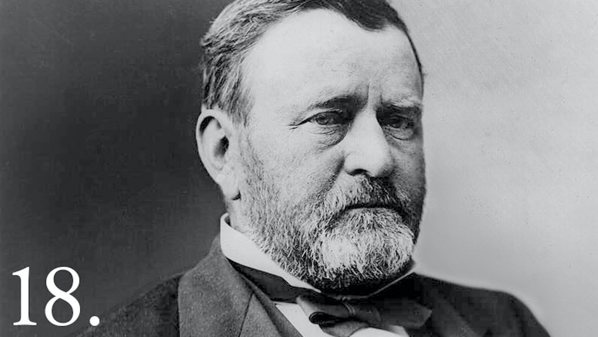 Ulysses S. Grant: 18th President, 2nd Republican