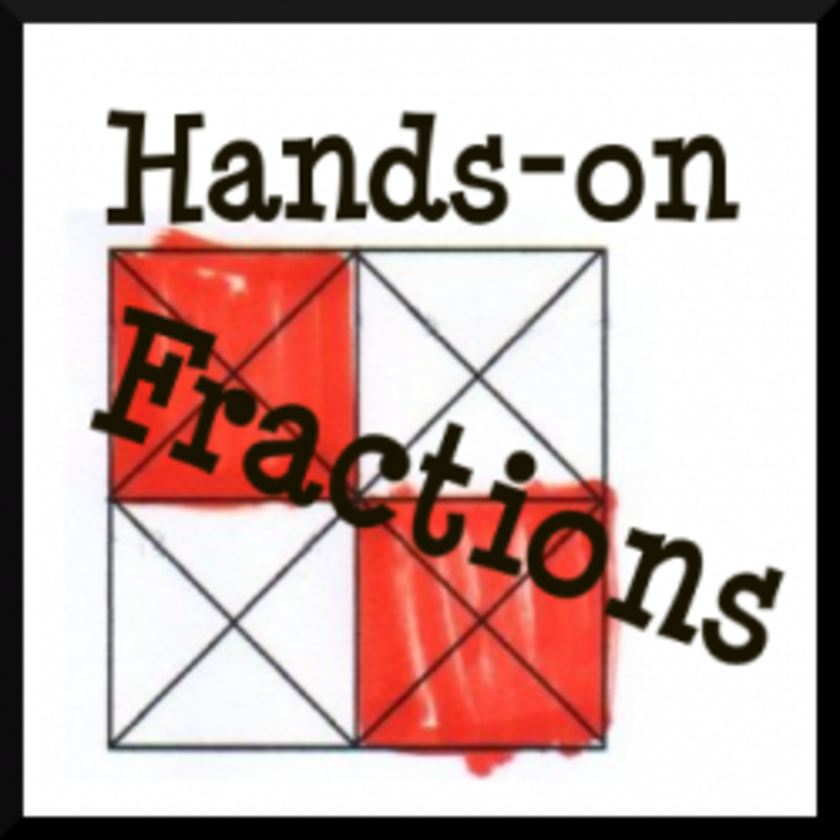 Hands-On Ways to Teach Fractions