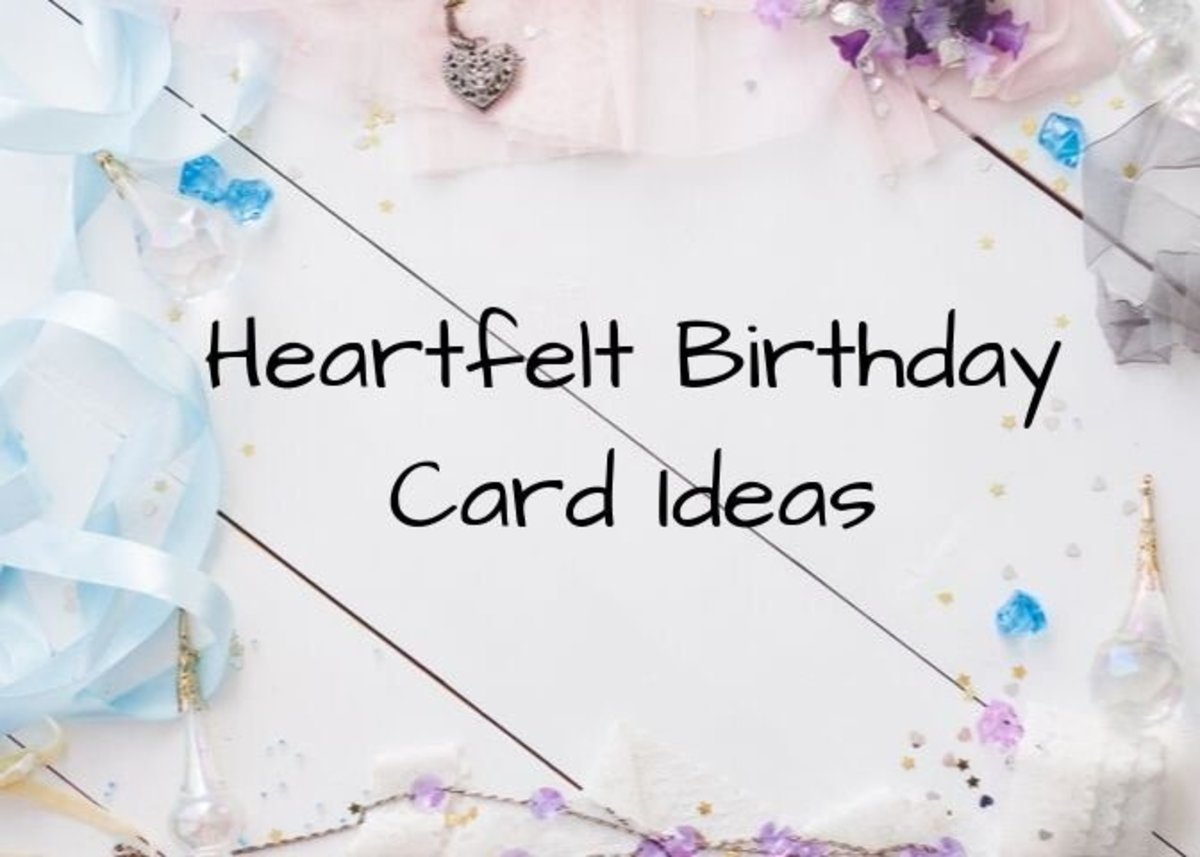 Birthday Quotes and Heartfelt Sentiments to Write in a Card