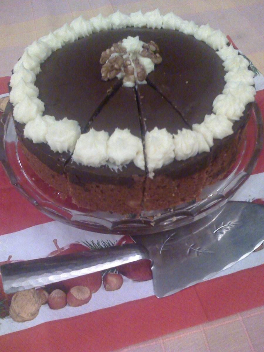 Tunis Cake- The Lost Christmas Cake Recipe