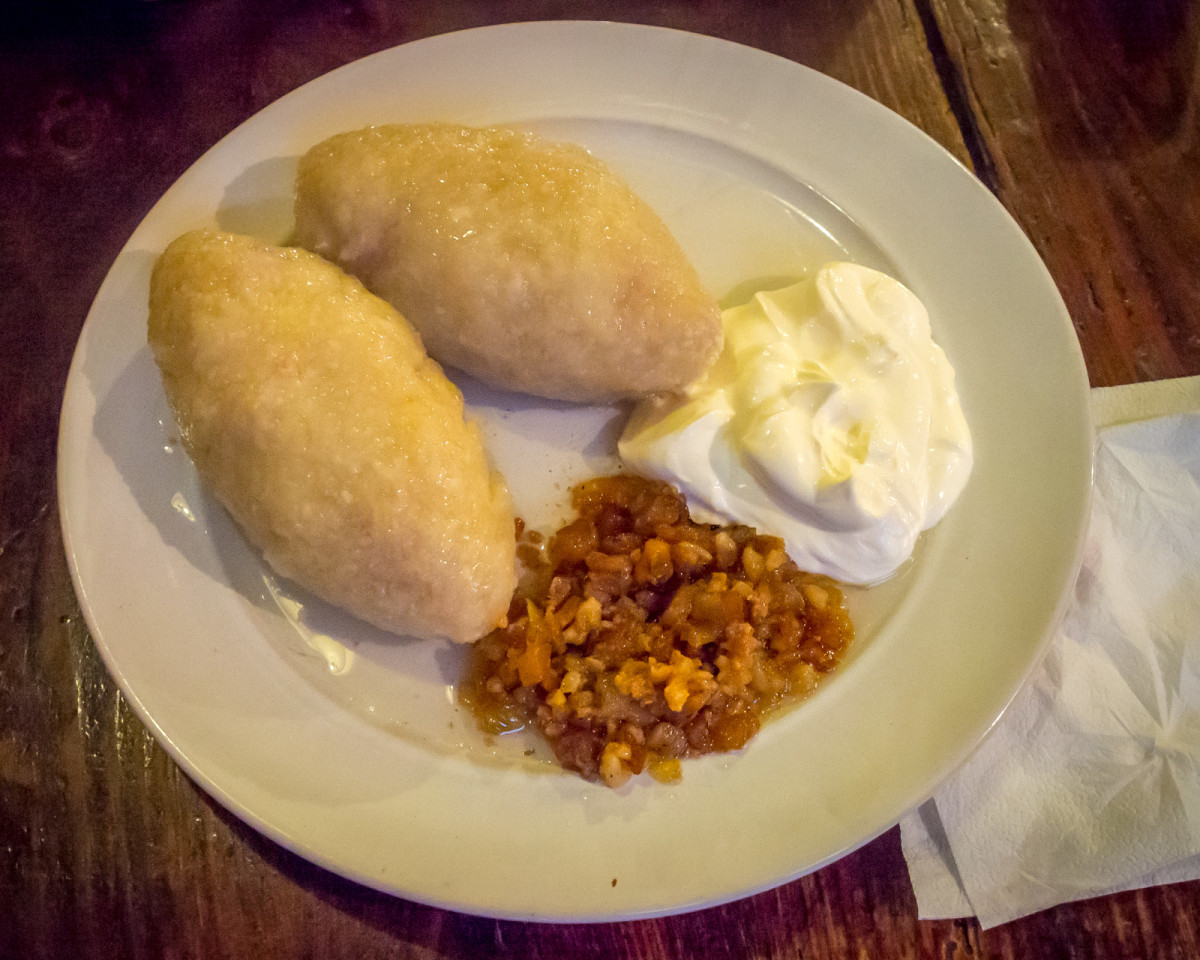 Traditional Lithuanian Dishes