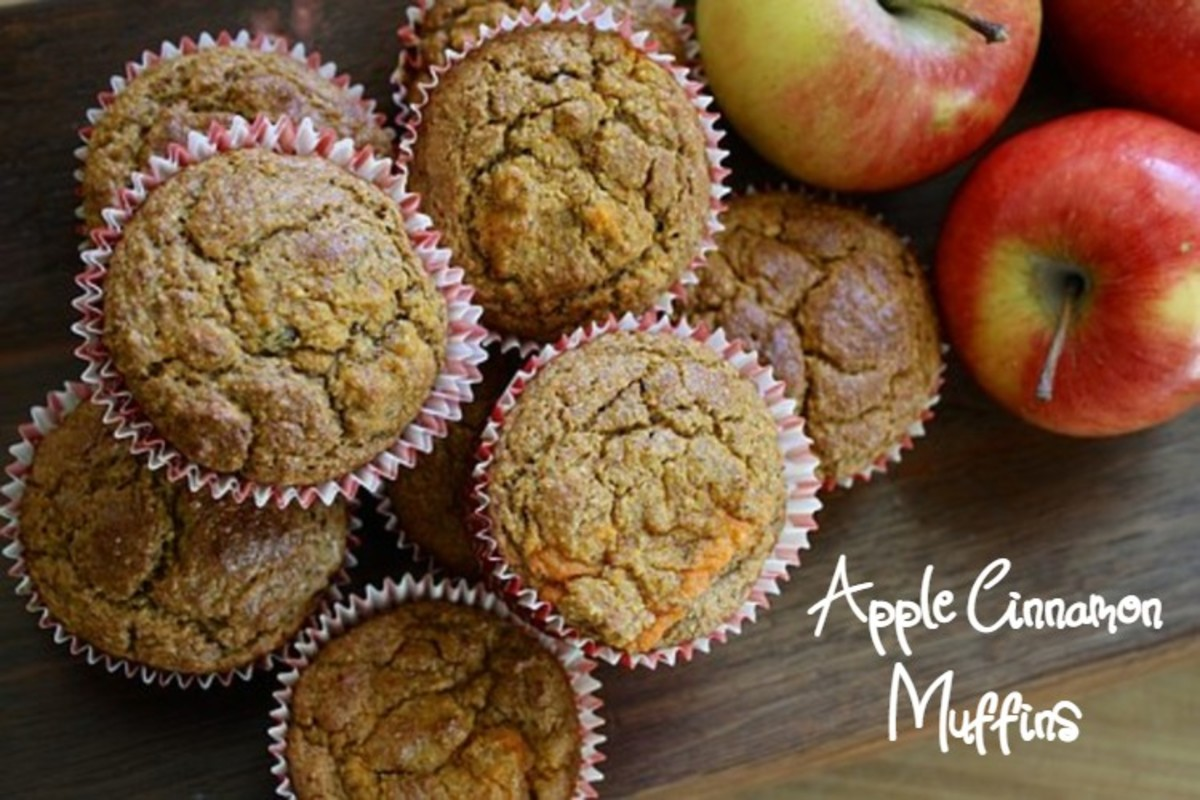 apple-cinnamon-muffin-recipe