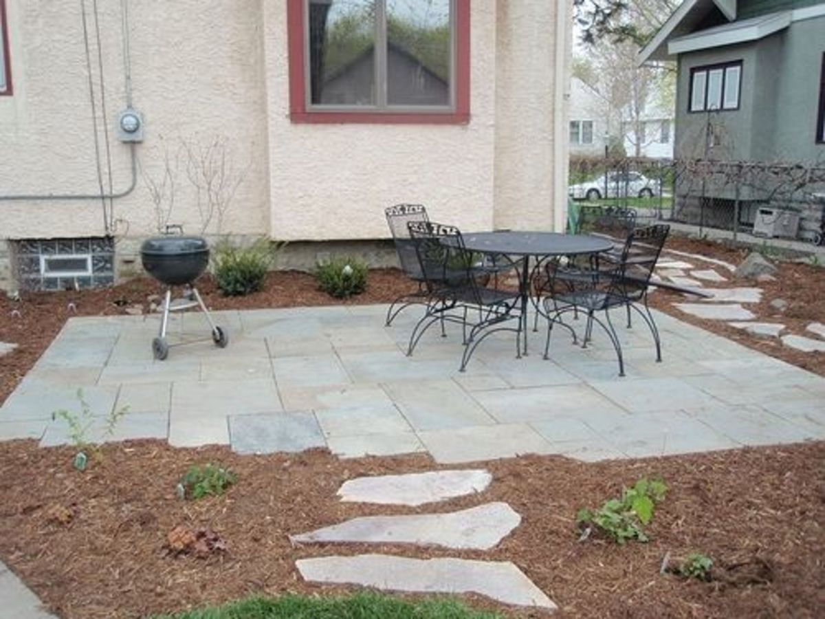 How To Build A Small Backyard Patio Dengarden Home And Garden