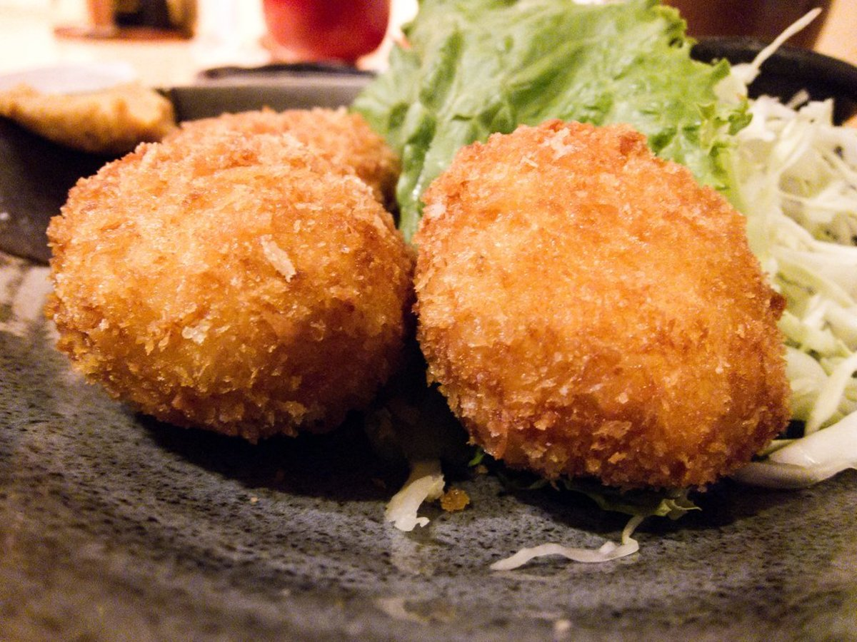 How to Make Homemade Chicken Croquettes