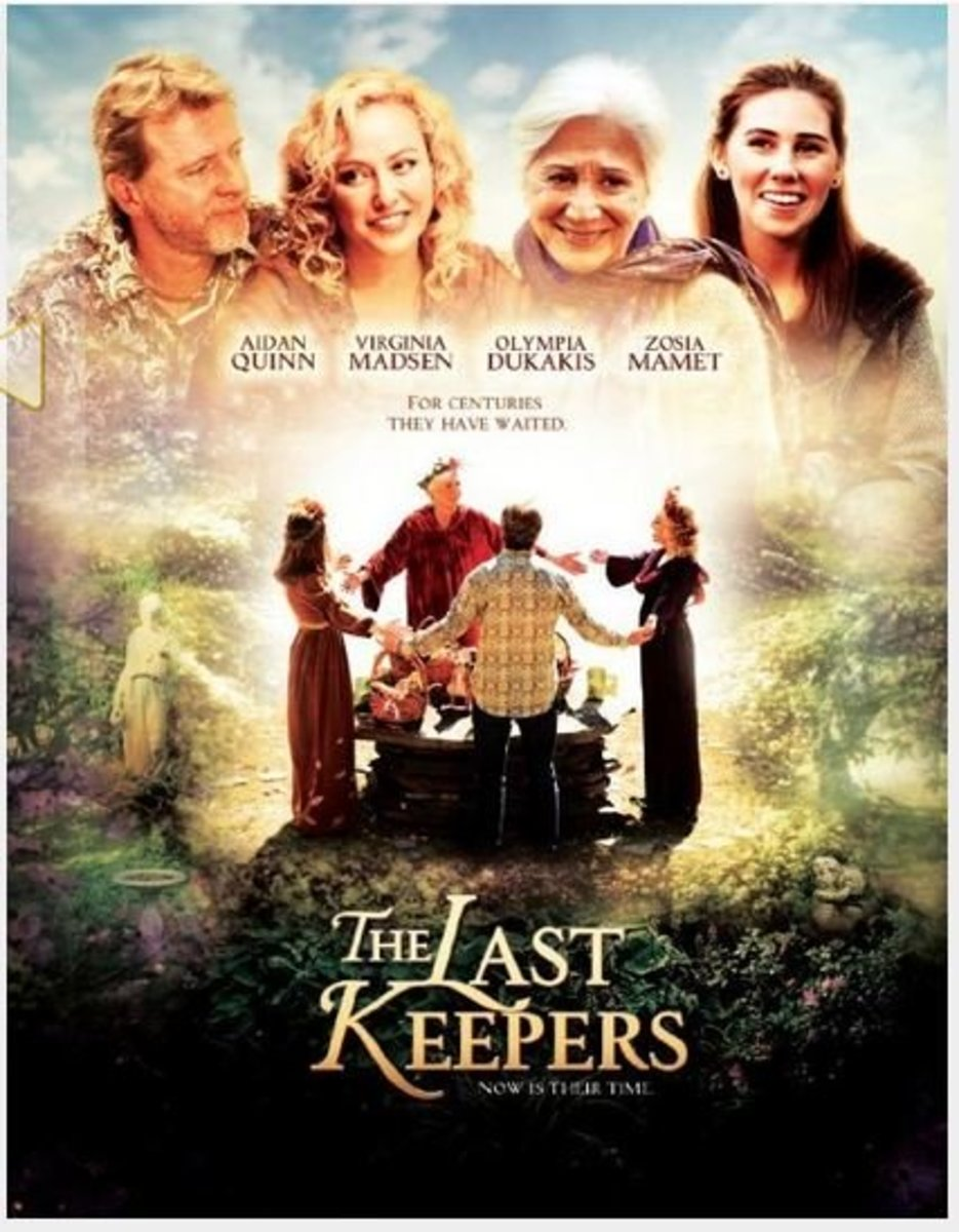 "A Pagan Review of the Film ""The Last Keepers"""