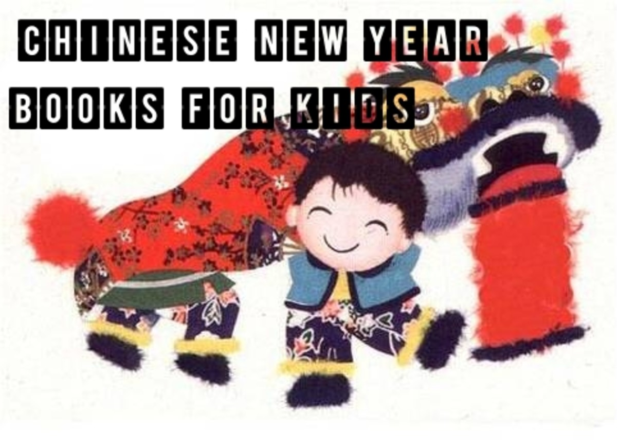 This site lists books for kids about China--lots of books to read about Chinese New Year here.