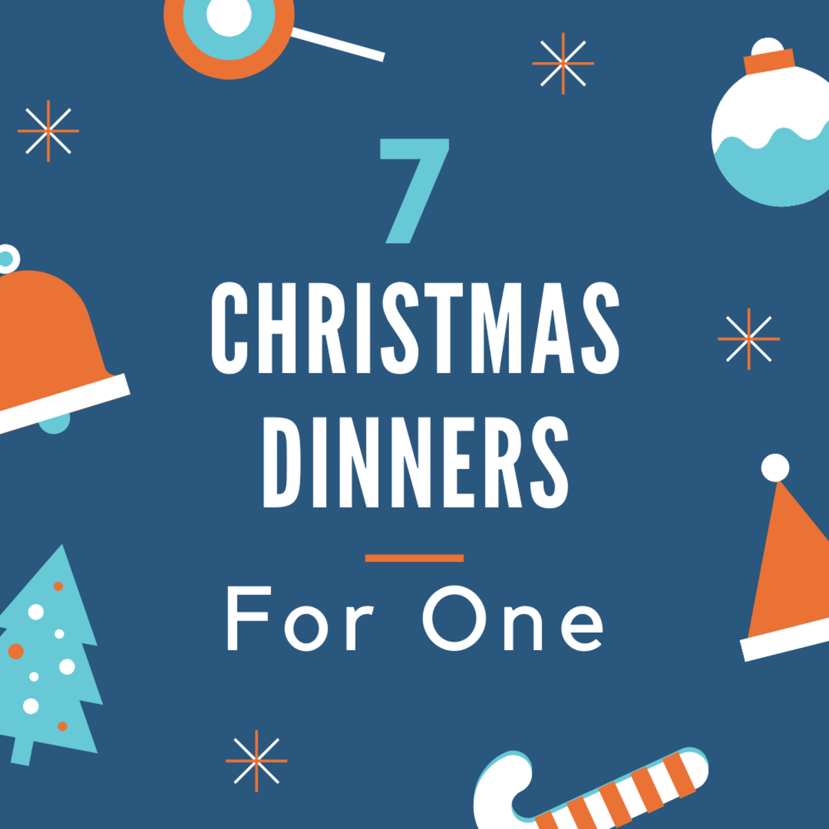 Wondering what to whip up for a solo Christmas dinner? This article has you covered.