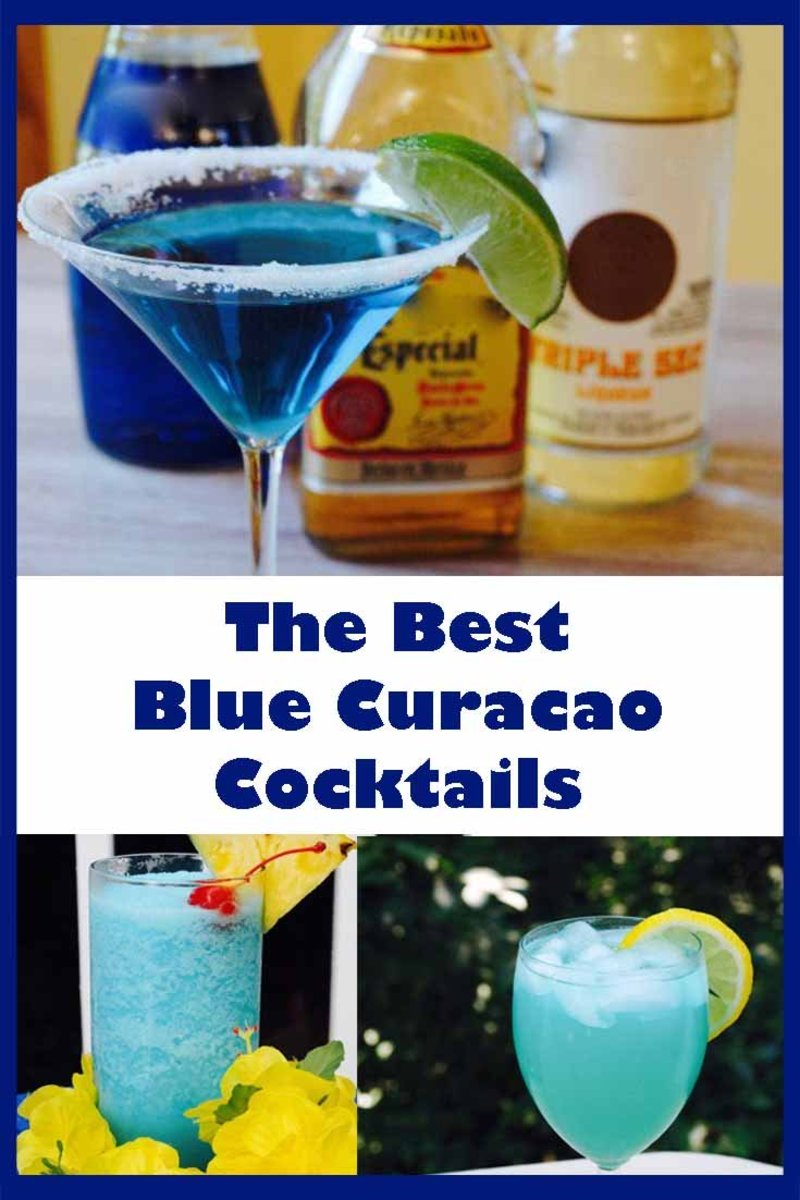 10 Delicious Blue Curaçao Cocktails