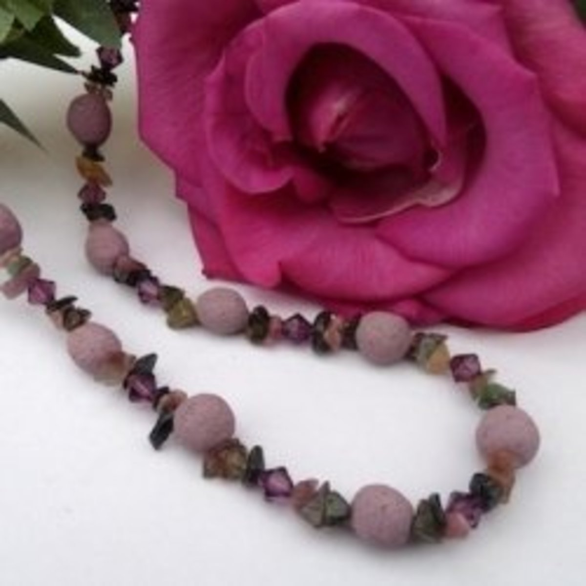 How to Make Rose Beads From Your Wedding Flowers